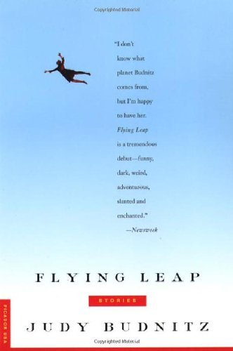 Judy Budnitz Flying Leap Stories