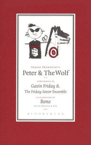 Prokofiev Sergei Peter And The Wolf [with CD Audio]