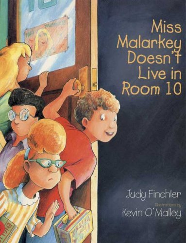 Judy Finchler Miss Malarkey Doesn't Live In Room 10