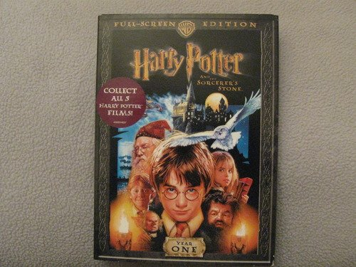 Harry Potter & The Sorcerer's Stone Radcliffe Watson Grint Fs