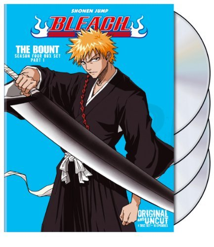 Bleach Uncut Set 4 Part 1 Nr 4 DVD