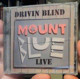 Drivin Blind Mount Blue Live