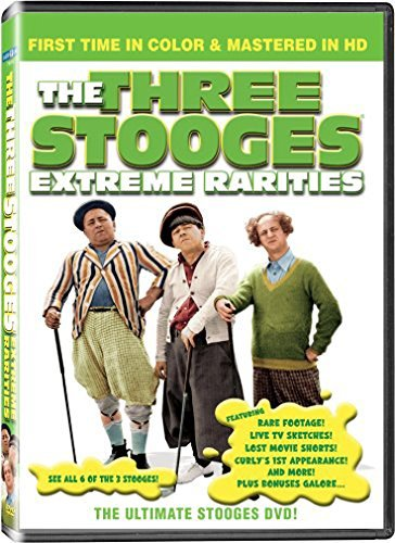 Extreme Rarities Three Stooges Nr
