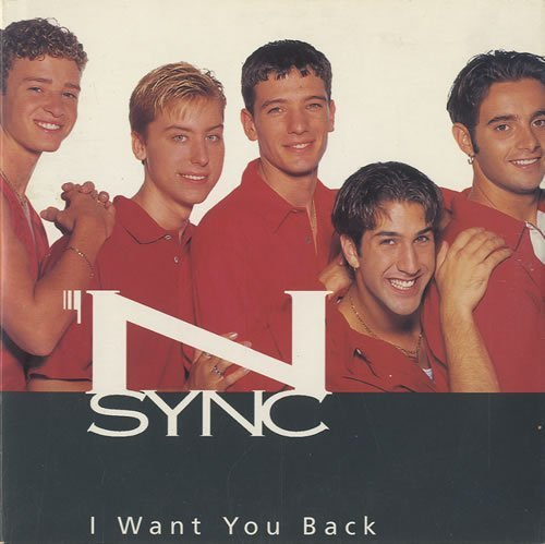 N Sync I Want You Back