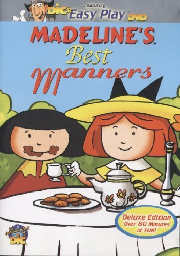 Madeline Best Manners Clr Chnr