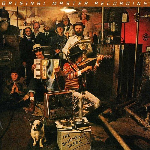 Bob & The Band Dylan Basement Tapes Sacd Hybrid