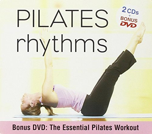 Pilates Rhythms Pilates Rhythms 2 CD Set Incl. Bonus DVD