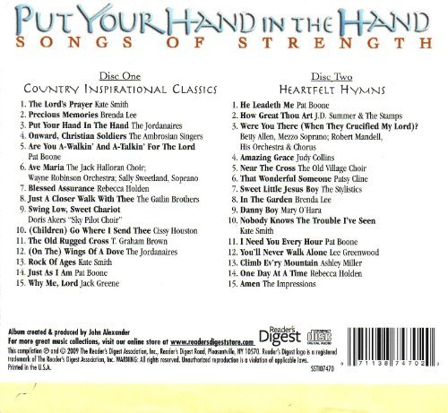 Put Your Hand In The Hand Put Your Hand In The Hand