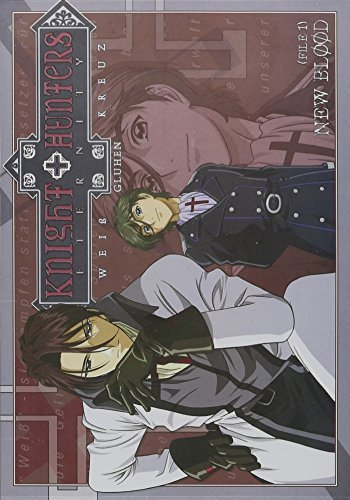 Vol. 1 New Blood Knight Hunters Eternity Clr Jpn Lng Eng Dub Sub Nr