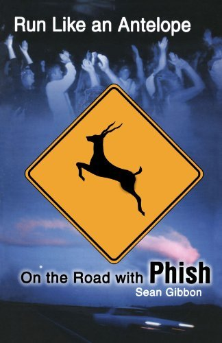 Sean Gibbon Run Like An Antelope On The Road With Phish