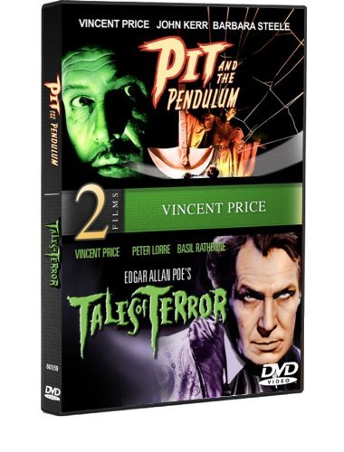 Pit & The Pendulum Tales Of Te Price Vincent Nr