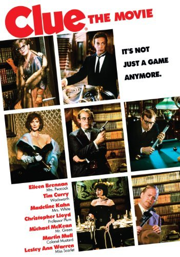 Clue Brennan Curry Kahn Lloyd DVD Pg
