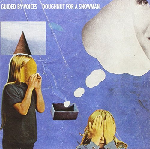 Guided By Voices Doughnut For A Snowman 7 Inch Single