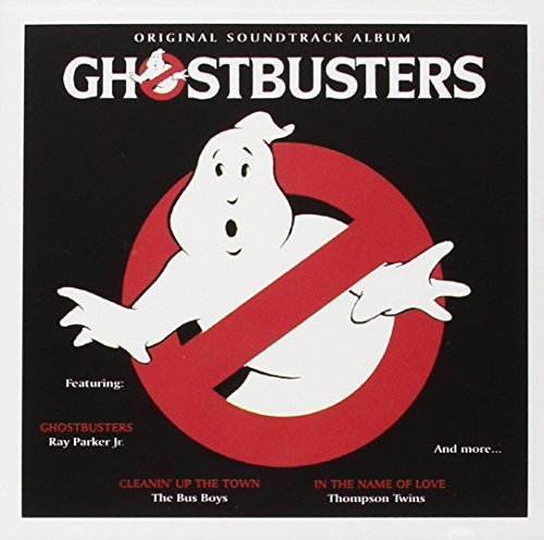 Various Artists Ghostbusters