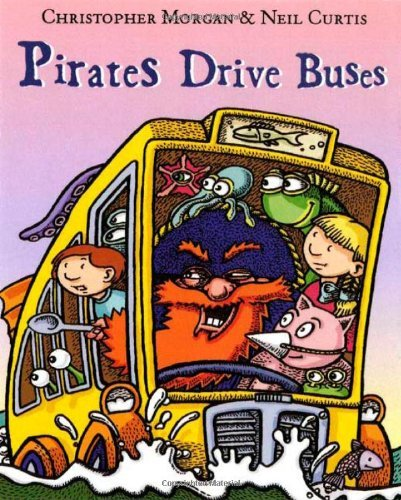 Christopher Morgan Pirates Drive Buses