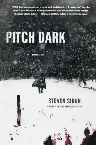Steven Sidor Pitch Dark