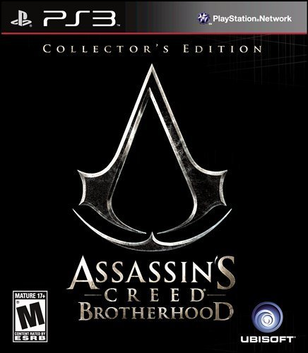 Ps3 Assassins Creed Brotherhood Collector's Edition