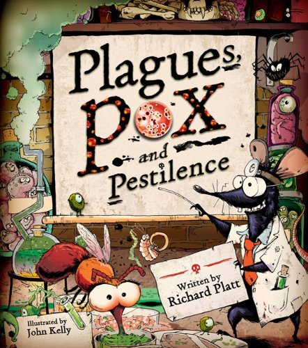 Richard Platt Plagues Pox And Pestilence