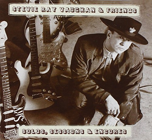 Stevie Ray Vaughan Solos Sessions & Encores