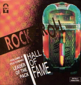 Rock N Roll Compilation Rock 'n' Roll Hall Of Fame Vol. 5 Leader Of The