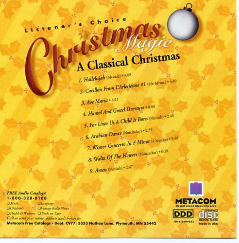 Christmas Magic Classical Christmas