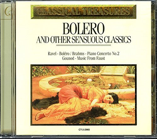 Various Bolero And Other Sensuous Classics