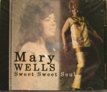 Mary Wells Sweet Sweet Soul