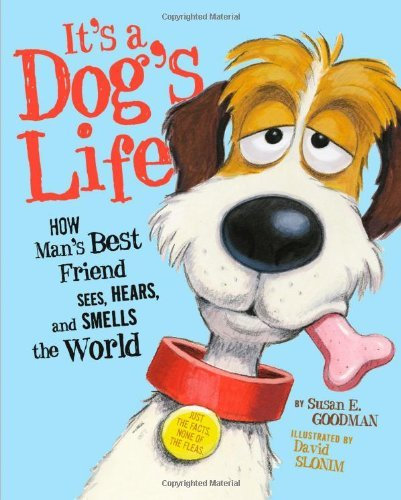 Susan E. Goodman It's A Dog's Life How Man's Best Friend Sees Hears And Smells The