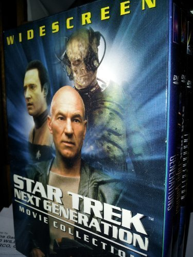 Star Trek Generation Movie Collection Stewart Patrick DVD Nr DVD Ws