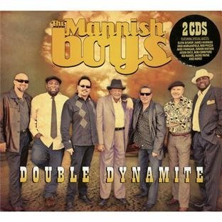 Mannish Boys Double Dynamite 2 CD