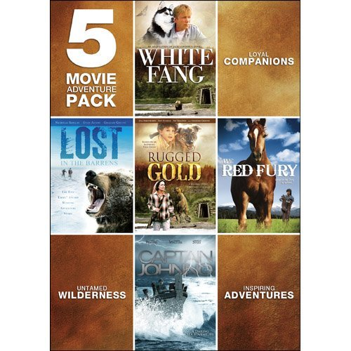 5 Movie Adventure Pack 5 Movie Adventure Pack Nr