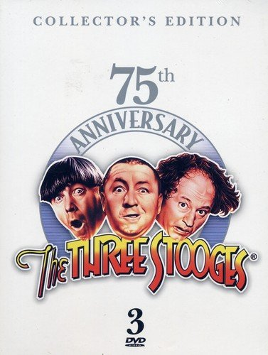 Three Stooges 75th Anniversary Collector's Edition