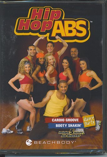 Hip Hop Abs Dance Party Cardio Groove & Booty Sh