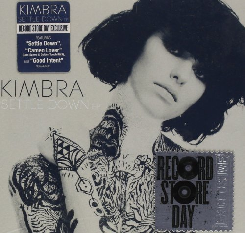 Kimbra Settle Down Ep