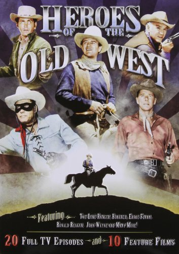 Heroes Of The Old West Heroes Of The Old West Tin Nr 4 DVD