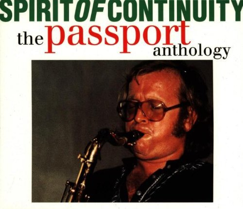 Passport Spirit Of Continuity Anthology Import Gbr 2 CD Set