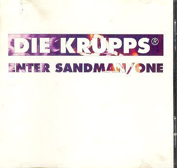 Die Krupps Enter Sandman One
