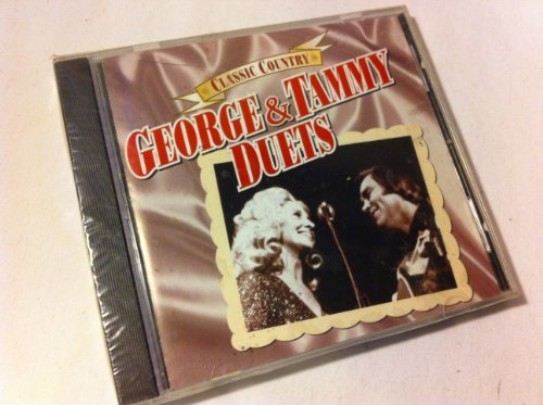 George Jones & Tammy Wynette George & Tammy Duets