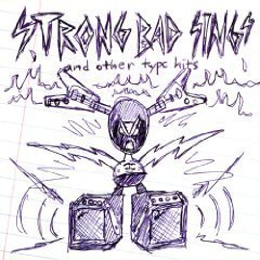 Homestar Runner Strong Bad Sings & Other Type Hits