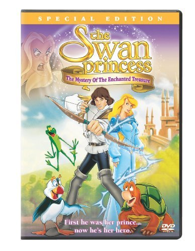 Swan Princess Mystery Of The E Swan Princess Mystery Of The E Special Ed. G