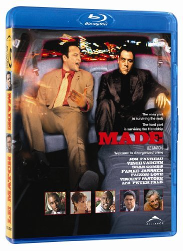 Made (2001) Made Import Can Blu Ray