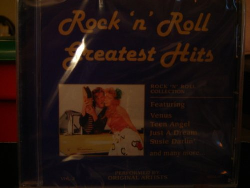 Bobby Day Jack Scott Jimmy Clanton Bobby Freeman R Rock 'n' Roll Greatest Hits