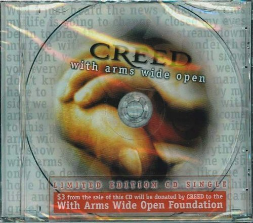 Creed With Arms Wide Open Enhanced CD