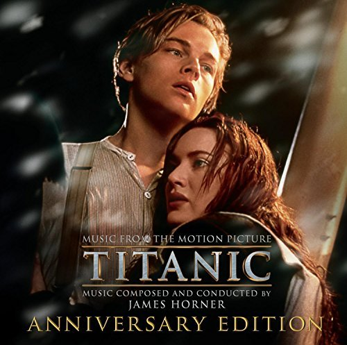 Titanic Soundtrack Anniversary Edition 2 CD