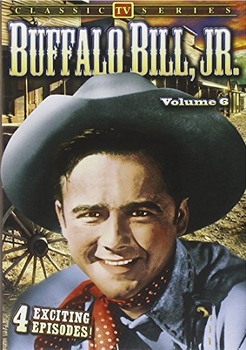 Buffalo Bill Jr. Buffalo Bill Jr. Vol. 6 Bw Nr