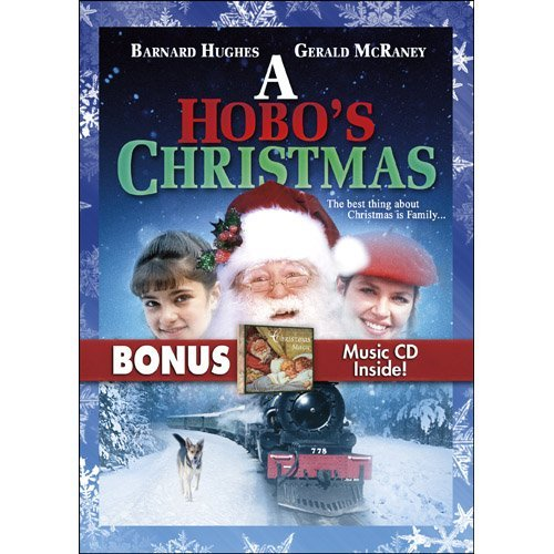 Hobo's Christmas Mcraney Hughes Crewson Ws Nr Incl. CD