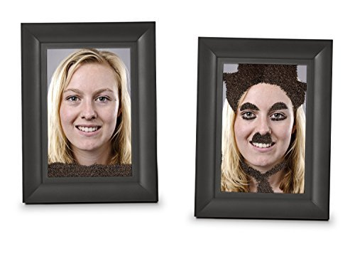 Novelty Fuzzy Face Frame