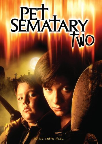 Pet Sematary 2 Edwards Furlong Brown DVD R