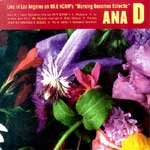 "Ana D. Live In Los Angeles On 89.9 Kcrw's ""morning Become"