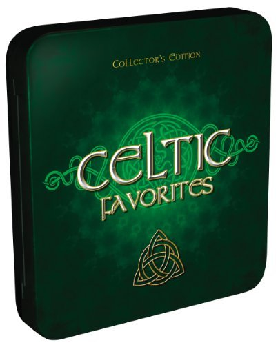 Countdown Singers And Orchestra Celtic Favorites (3 CD Collectors Tin)